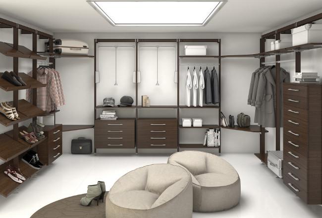 Palbox Tabarca begehbarer Kleiderschrank